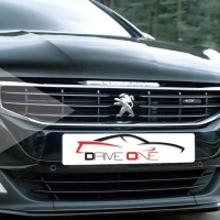 Gamme One: Peugeot 508